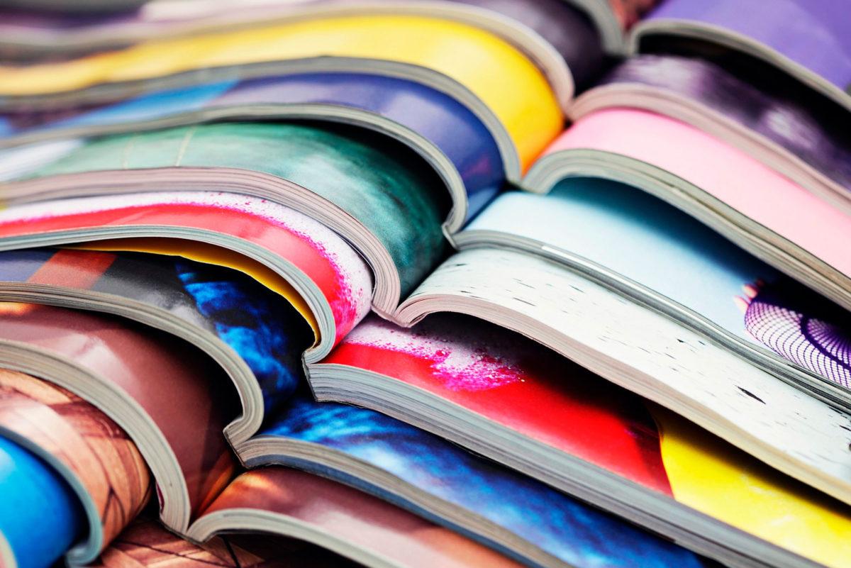 revistas colores
