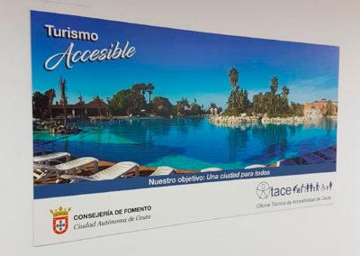 Turismo Accesible Consejería de Fomento